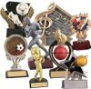 Click this Image to visit the Resin Sport Trophies category.