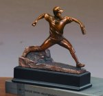 Bronze Baseball Sculpture Bronze Sculpture