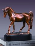 Tennessee Walking Horse Horse Sculptures
