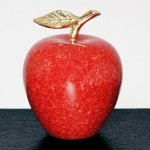 Red Marble Apple Misc. Gift Awards