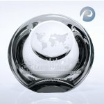 Globe Dome Paperweight Paperweights