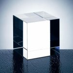 Straight Cube Paperweights