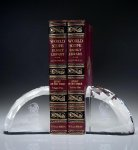 Faceted Bookends Sales Awards