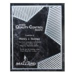 Grooved Brilliance Acrylic Plaque Sales Awards