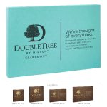 Leatherette Wall Sign -Teal Sales Awards