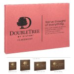 Leatherette Wall Sign -Pink Sales Awards